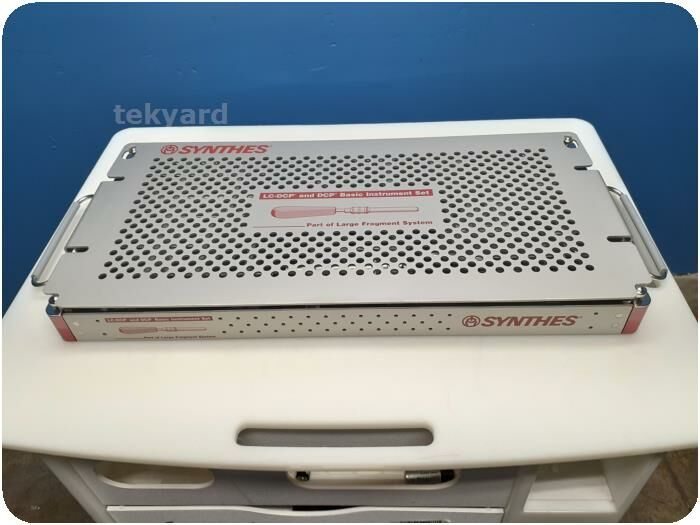 SYNTHES LC-DCP & DCP Basic Instrument Set