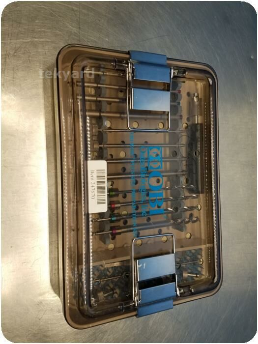 OBI OSTEOBIOLOGICS Trukor Plus Site Preparation Kit