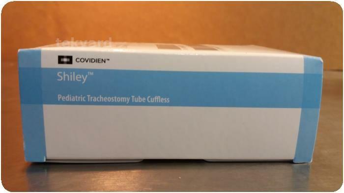 COVIDIEN Shiley 4.0 PED Pediatric Tracheostomy Tube Cuffless