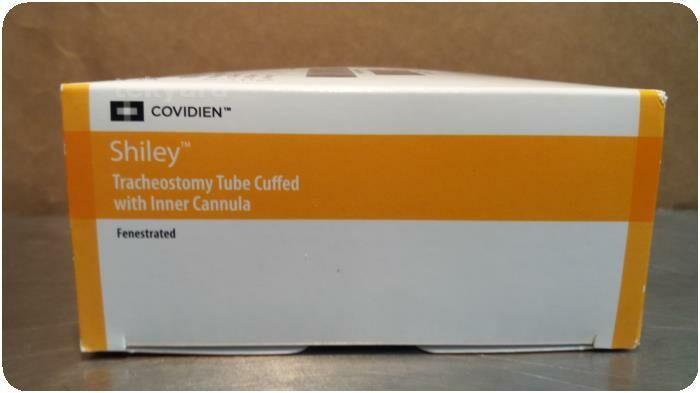 COVIDIEN Shiley 10FEN Tracheostomy Tube Cuffed Fenestrated