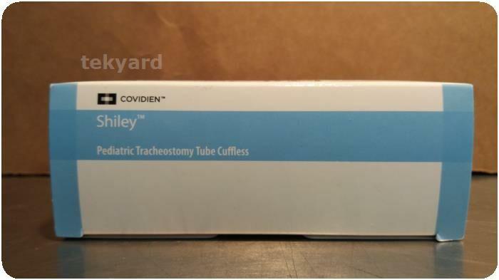 COVIDIEN Shiley 3.0 PED Pediatric Tracheostomy Tube Cuffless