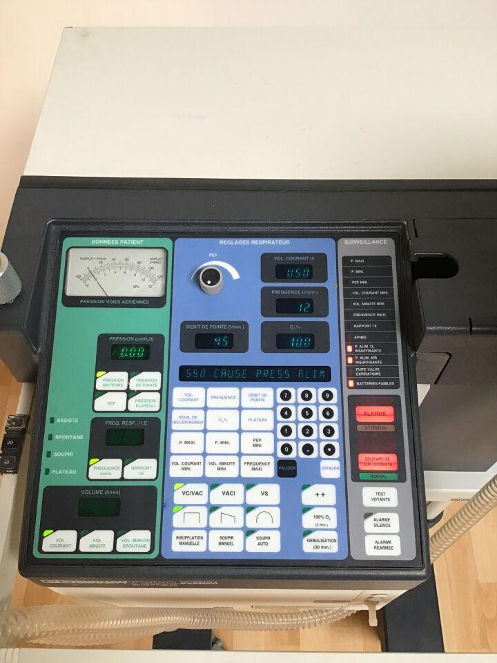 PURITAN BENNETT 7200 Series Ventilator