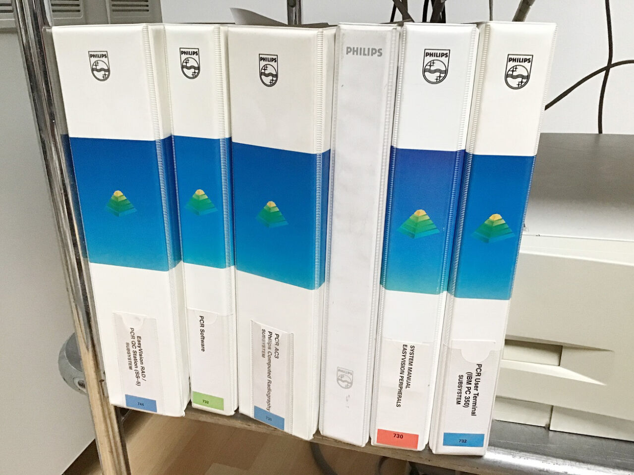 PHILIPS PCR AC3 / Easy Vision Digital Imaging System