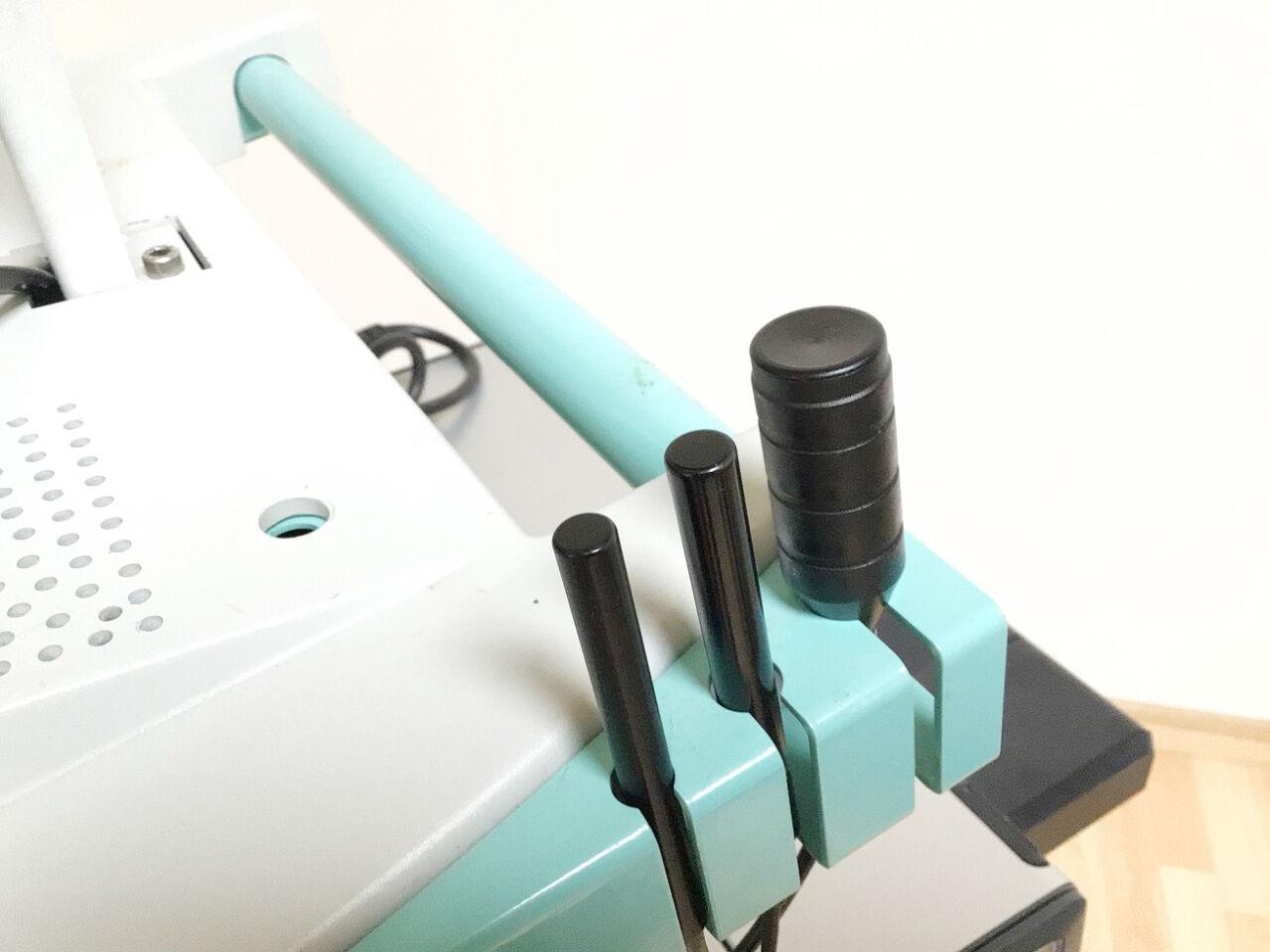 ATYS MEDICAL Looki Transcranial Doppler Doppler Waveform Analyzer