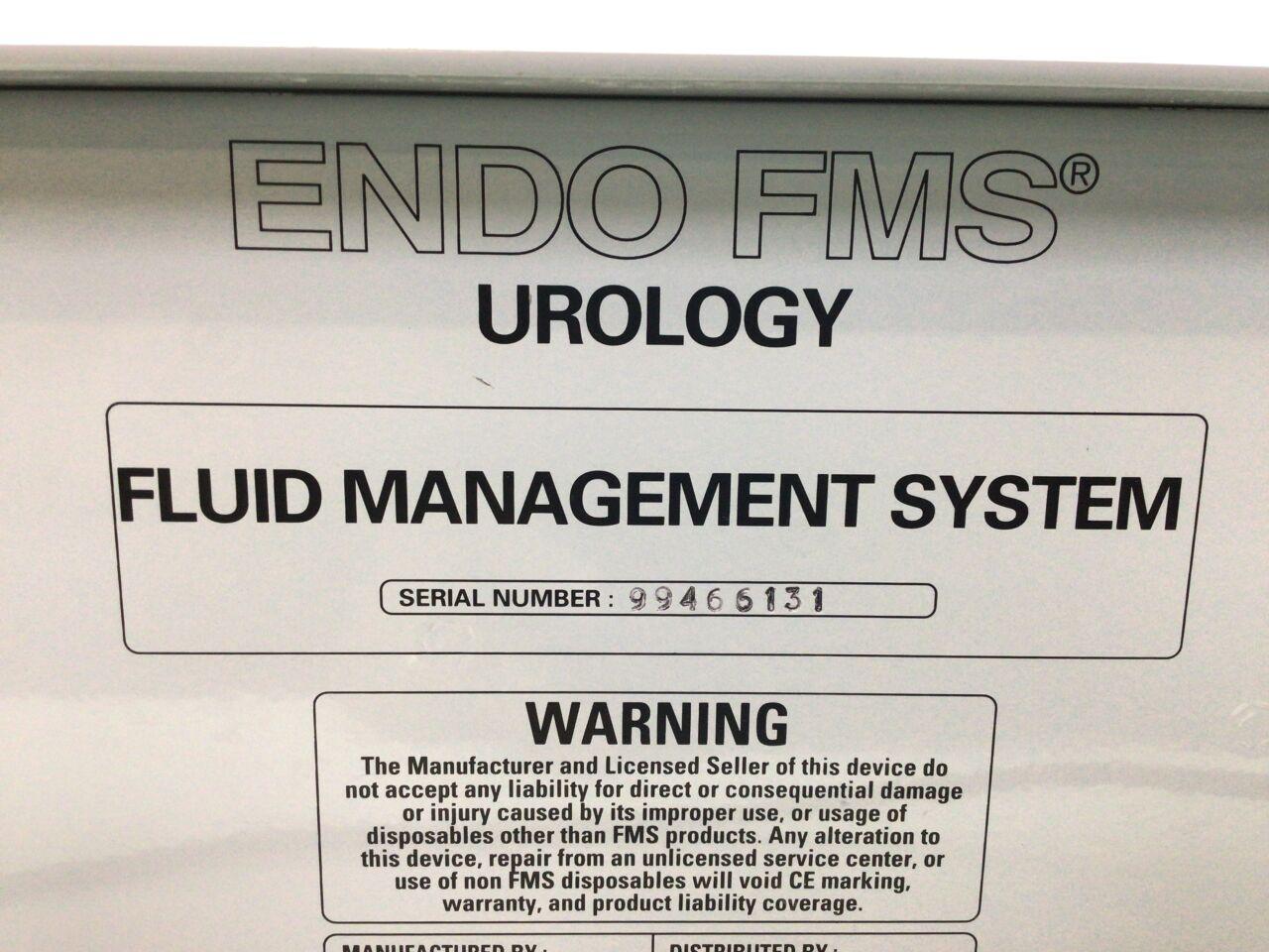 ENDO FMS Urology Fluid Pump for urology Urology