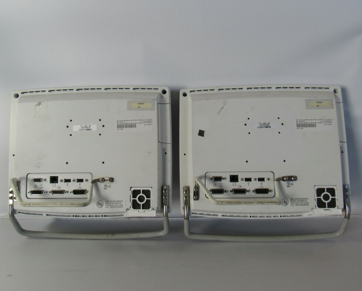 GE DATEX-OHMEDA 1011-8084-000 AISYS  - Lot of 2 Anesthesia Monitor