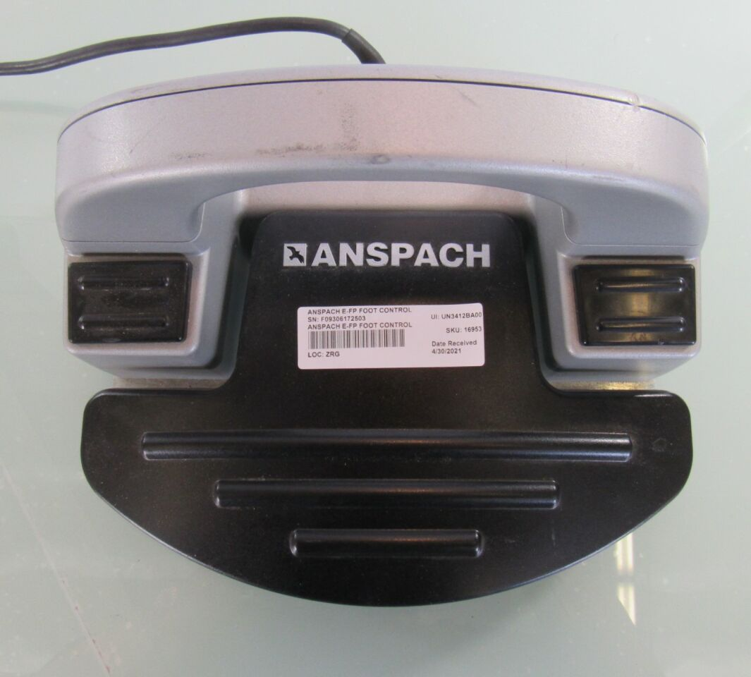 ANSPACH E-FP Foot Control