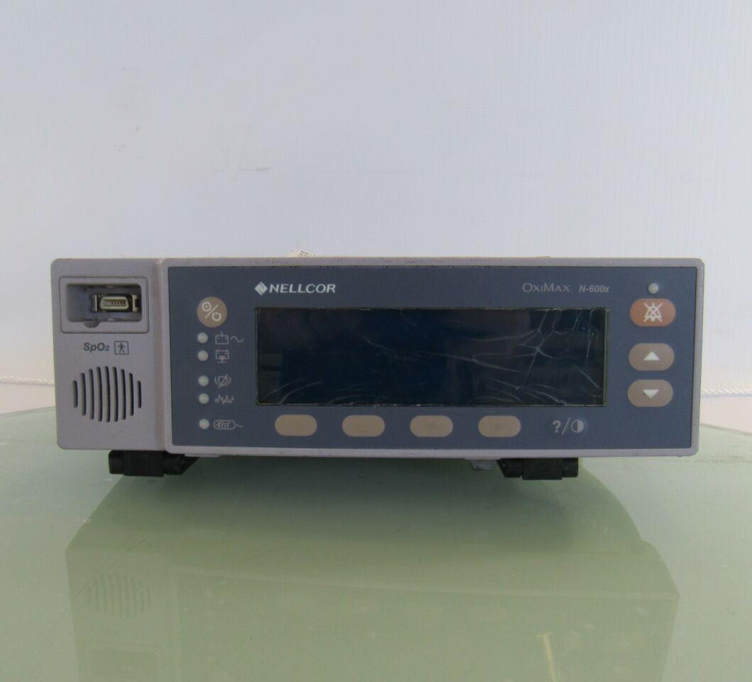 NELLCORE OxiMax N-600X Oximeter - Pulse
