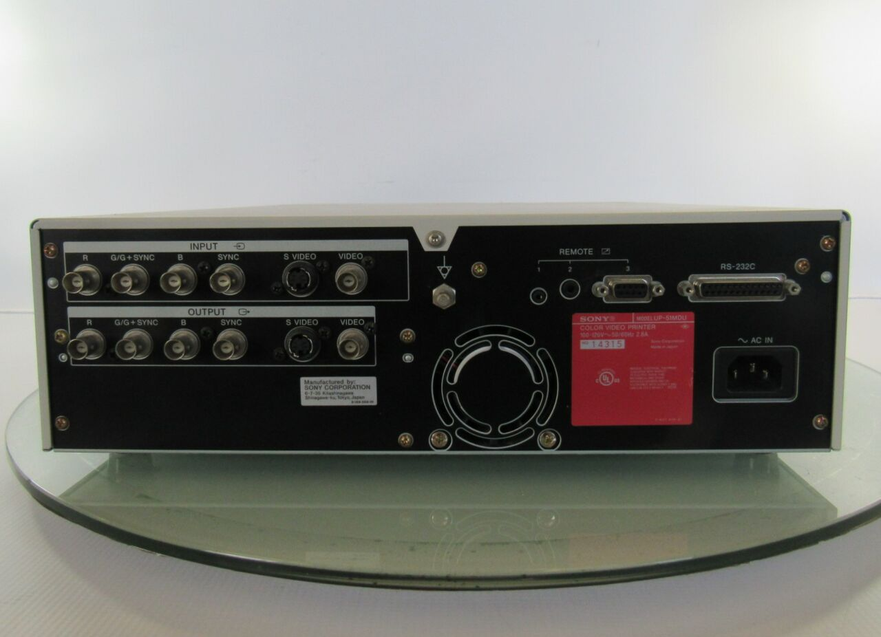 SONY UP-51MDU Printer Printer