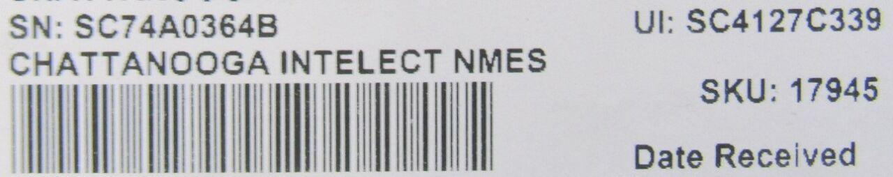 CHATTANOOGA Intelect NMES Muscle Stimulator