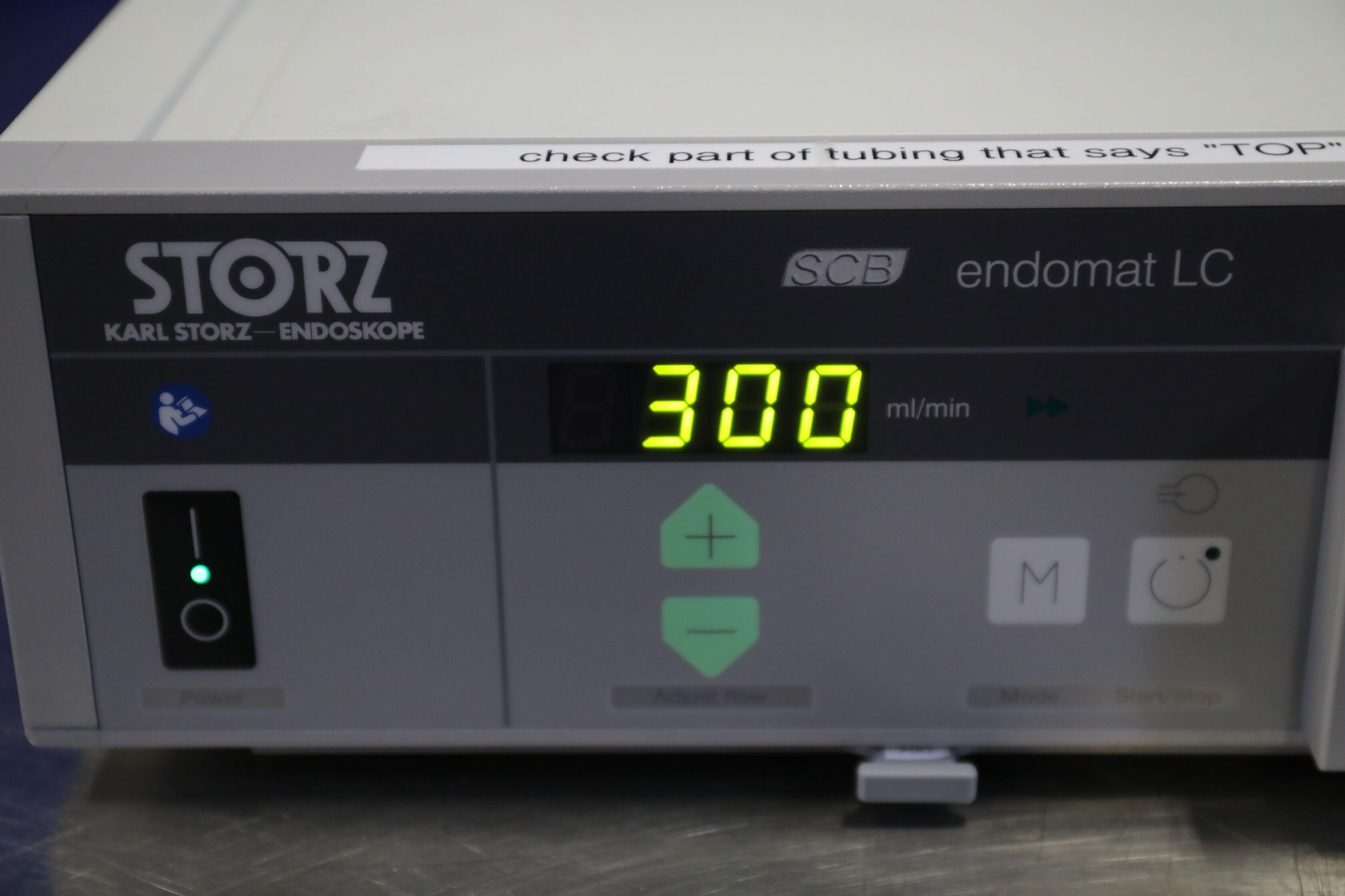 KARL STORZ 20330320-1 Endomat LC Roller Pump