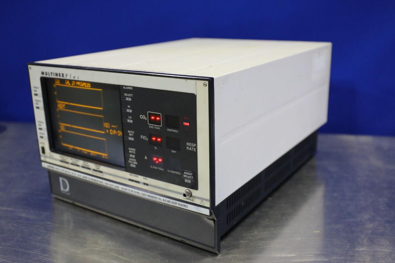 DATASCOPE Multinex Plus Co2 Monitor