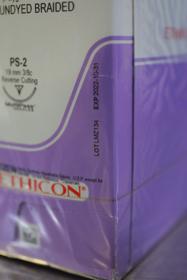 ETHICON J495H Sutures
