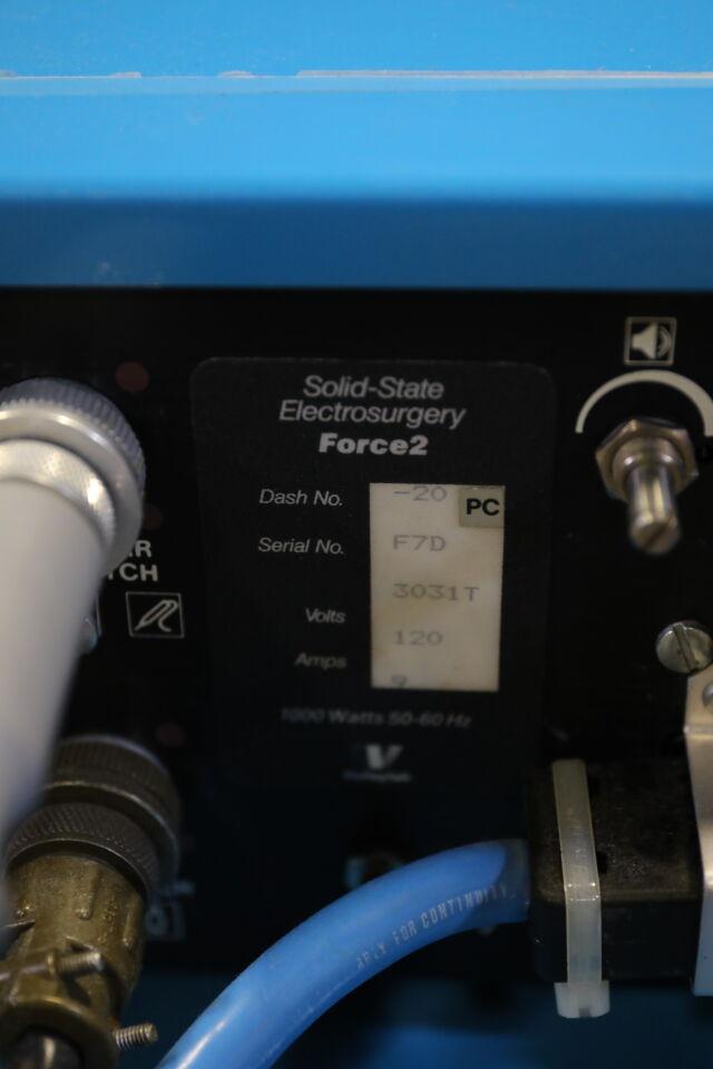 VALLEYLAB Force 2 Electrosurgical Unit