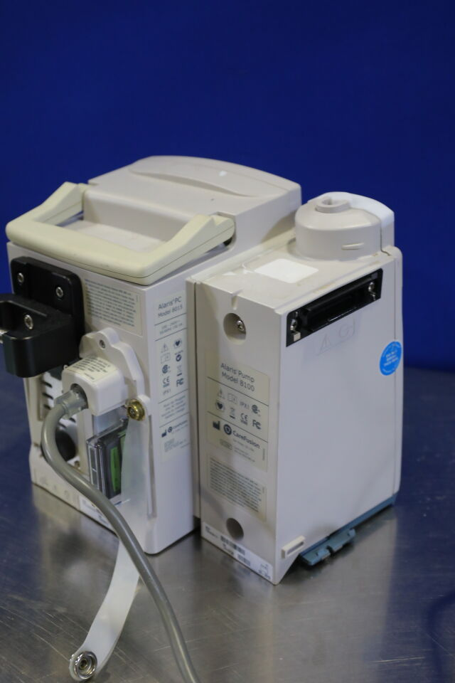 CAREFUSION Alaris PC 8015 Guardrails Pump IV Infusion