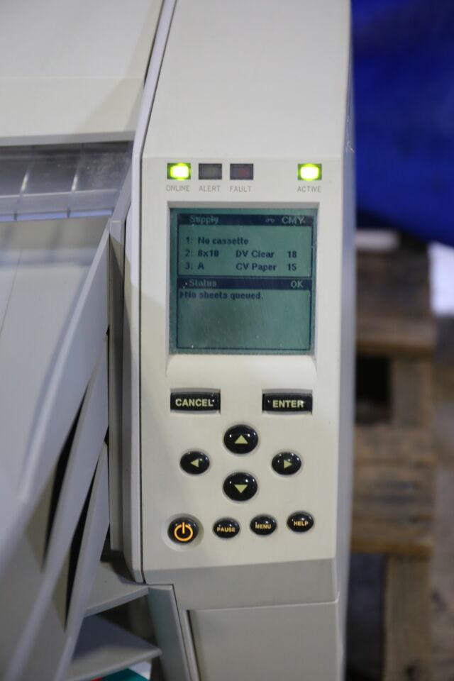 CODONICS Horizon CI Printer