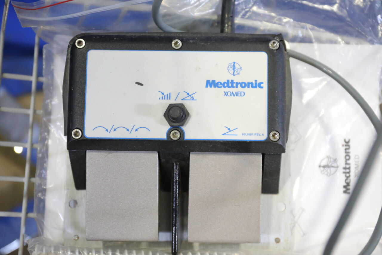 MEDTRONIC XPS 3000 Microdebrider w/ Footswitch