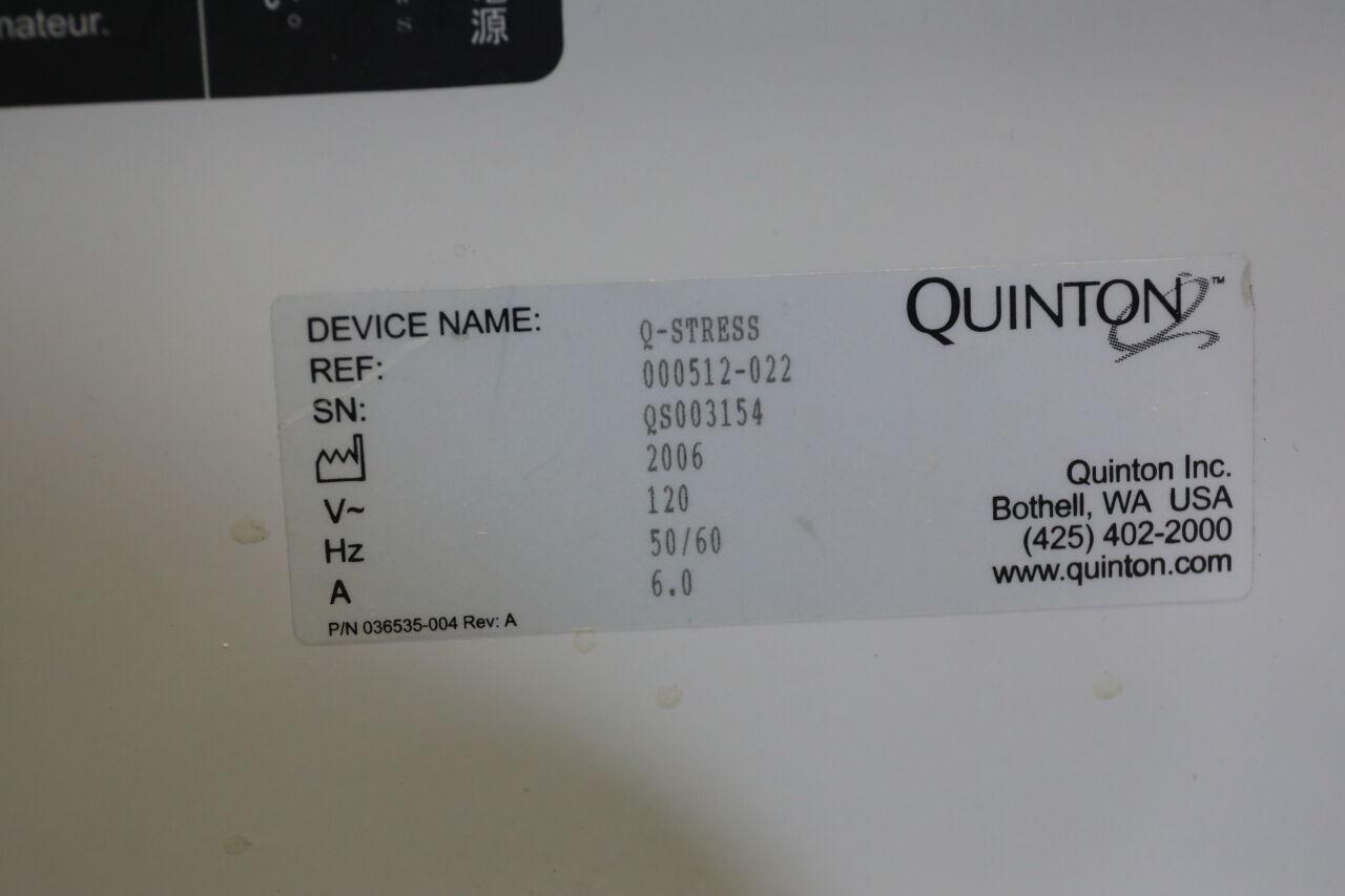 QUINTON Q Stress 000512-022 Power Supply