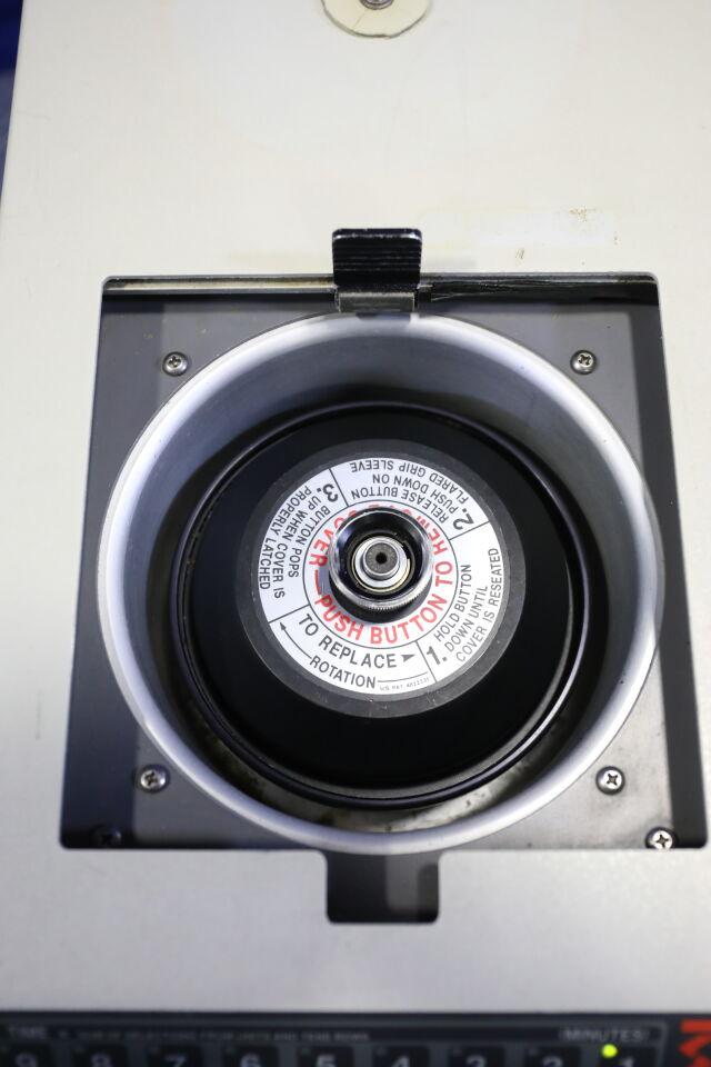 TAYLOR SCIENTIFIC 1624VS Centrifuge