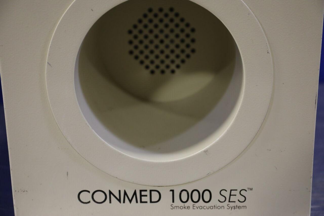 CONMED 1000 SES Smoke Evacuator