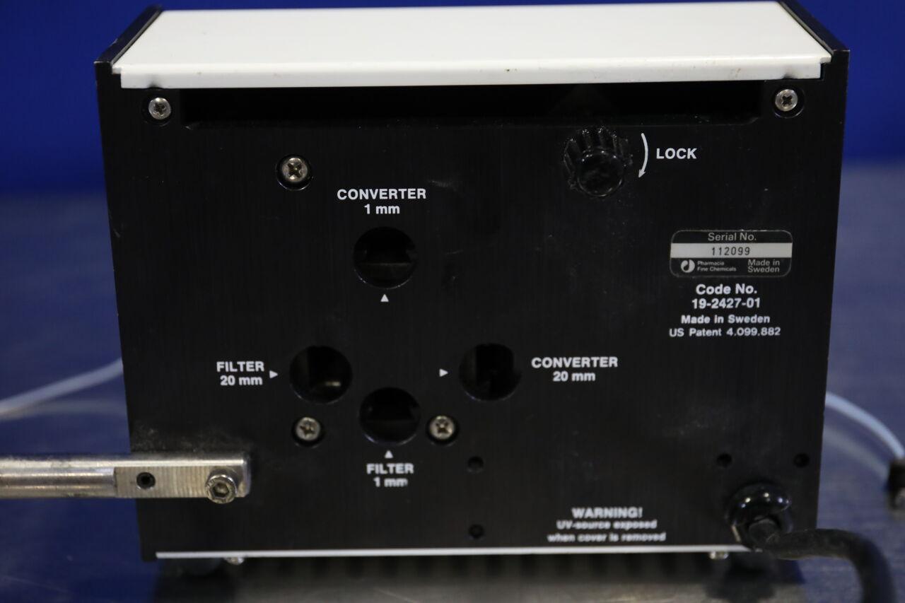 PHARMACIA UV-2 Monitor