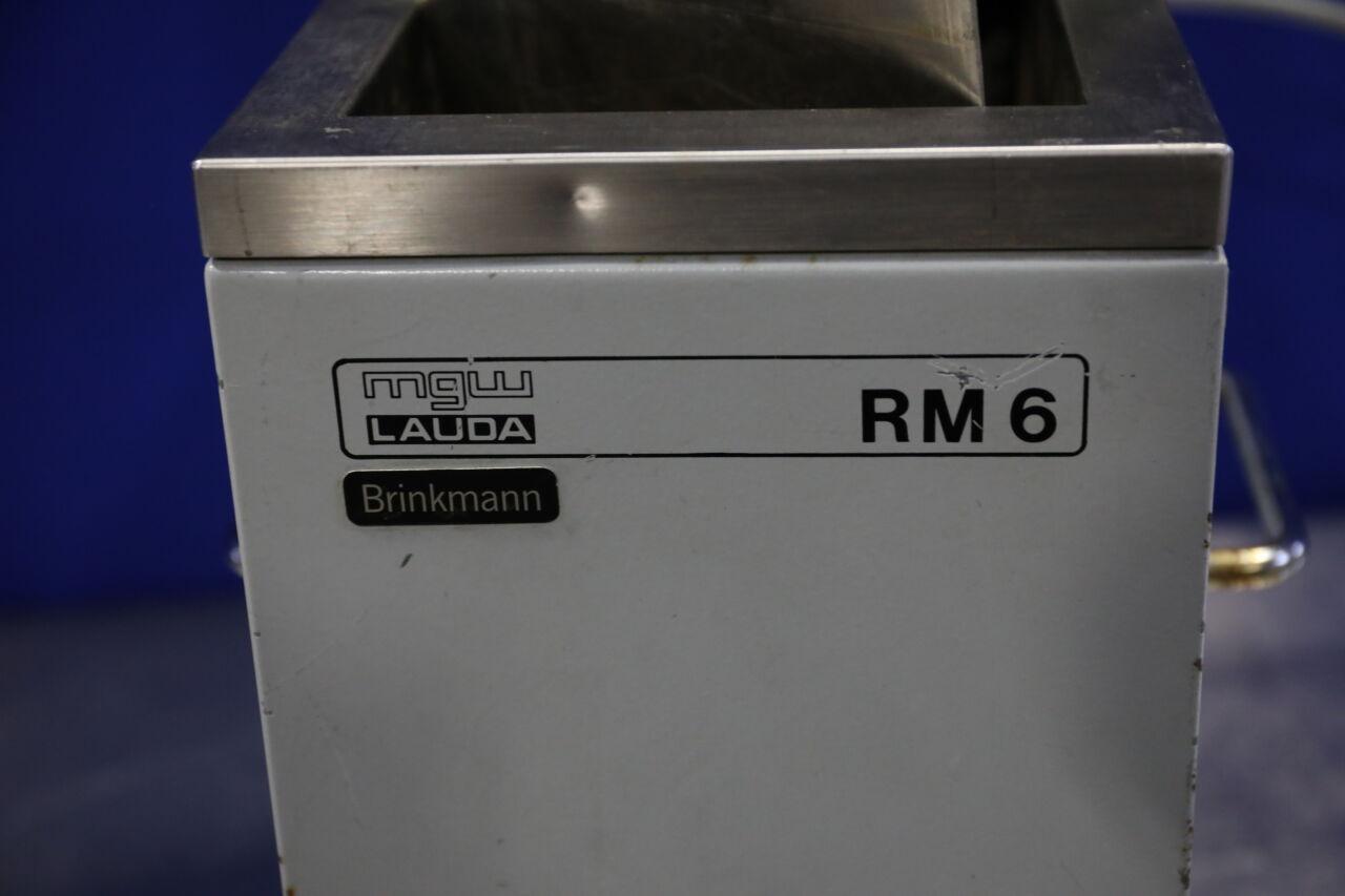 BRINKMANN RMS6 Super Lauda Water Bath