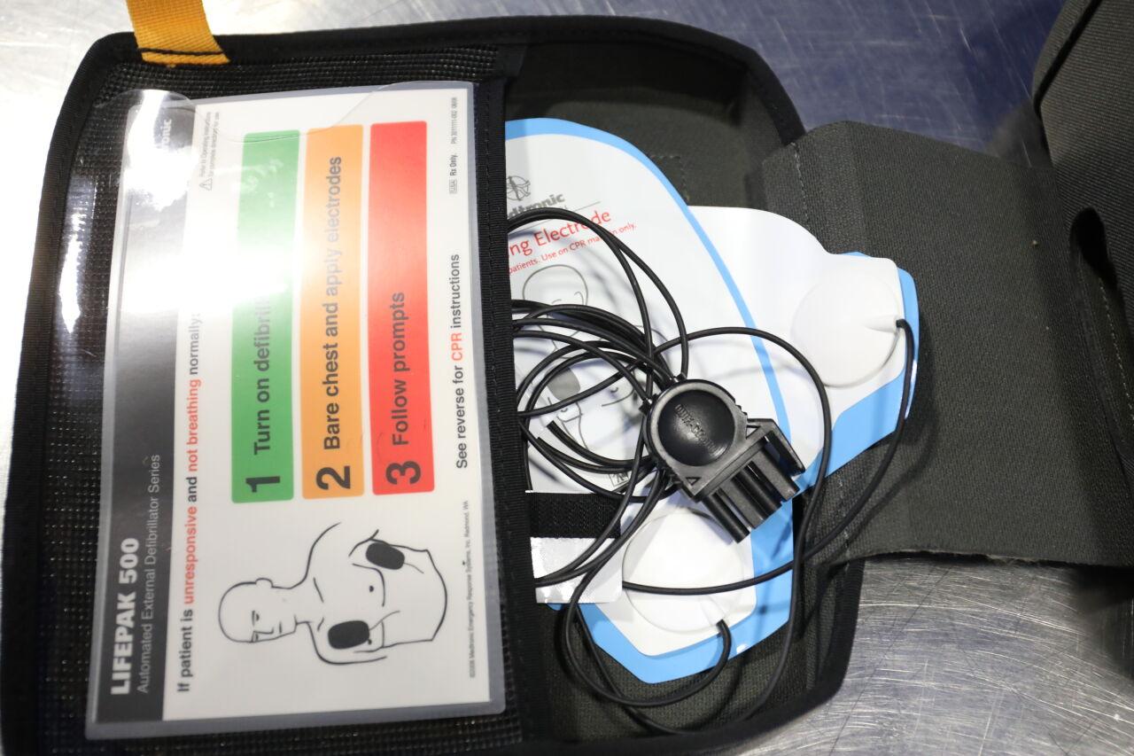 MEDTRONIC Lifepak 500T Defibrillator