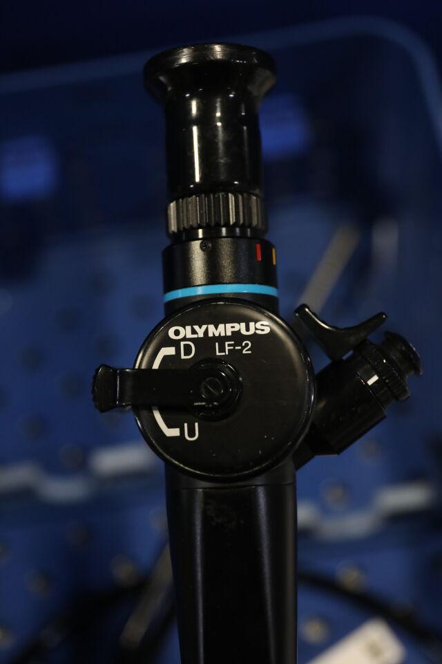 OLYMPUS LF-2 Intubation Scope