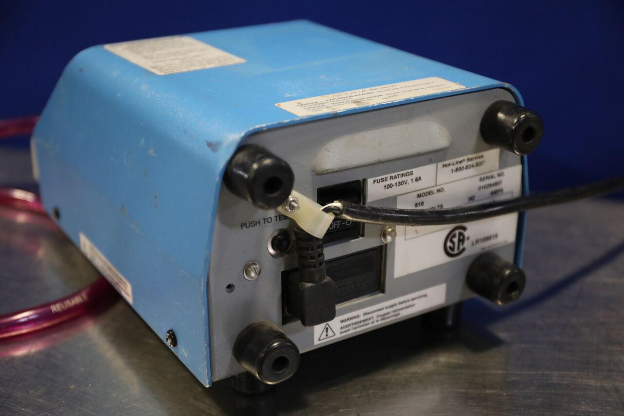 MICROTEK MEDICAL Venodyne 510 Pump Vascular Compression