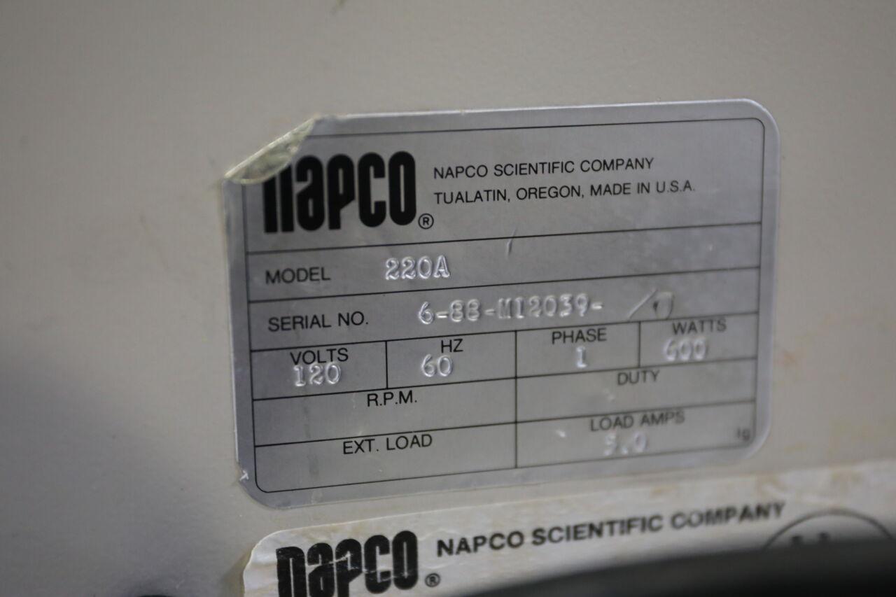 NAPCO SCIENTIFIC 220A Water Bath