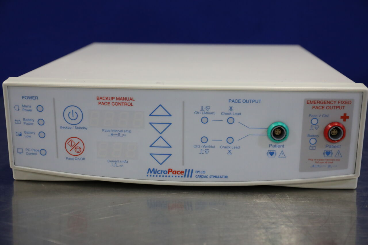 MICROPACE  Pacemaker Tester