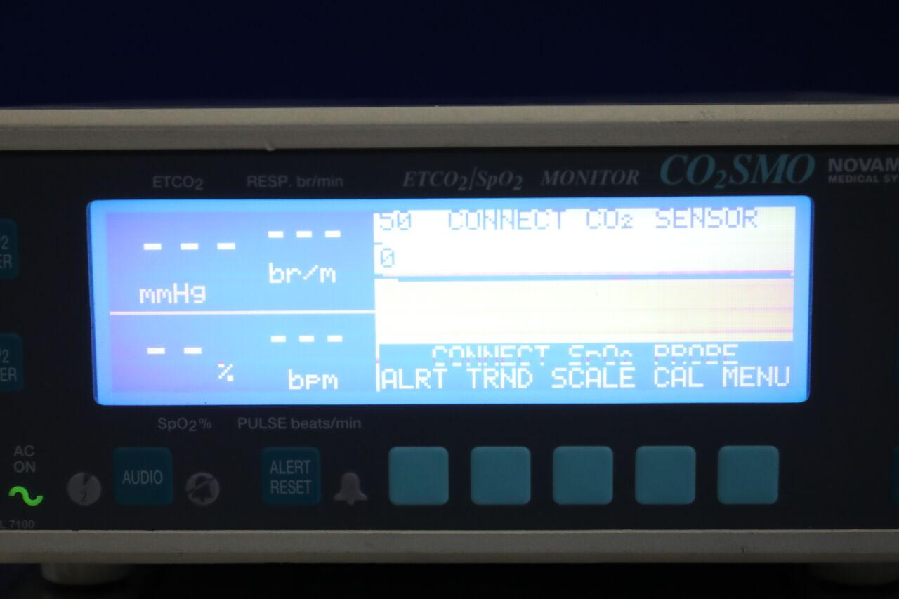 NOVAMETRIX RS232C Oximeter - Pulse