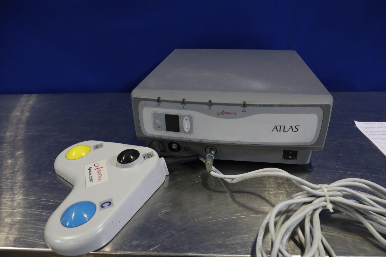 ARTHROCARE Atlas Electrosurgical Unit
