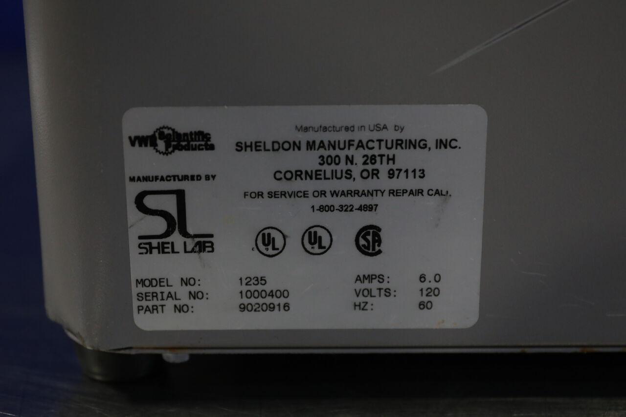 SHELDON / VWR 1235 Water Bath