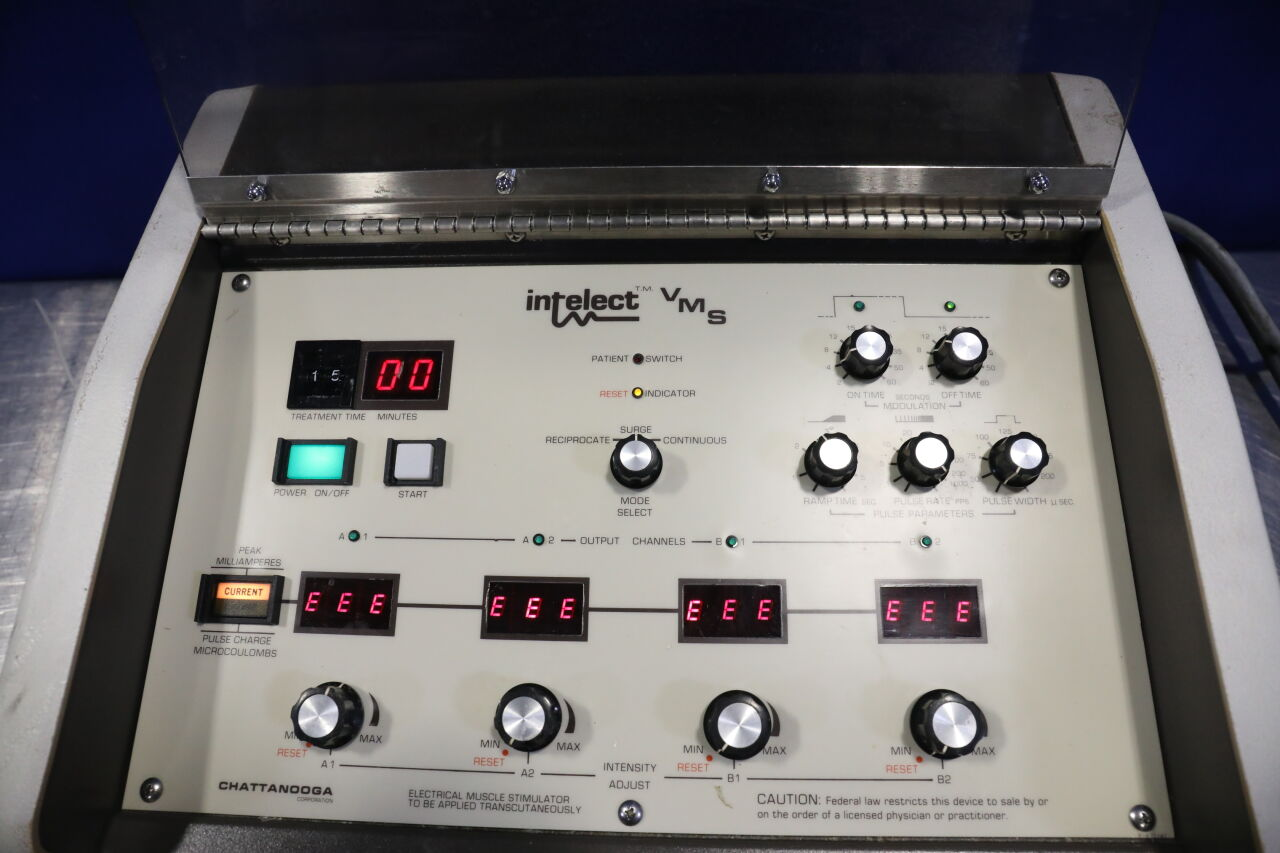 CHATTANOOGA Intelect VMS Muscle Stimulator