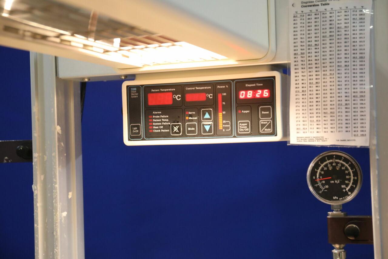 OHMEDA 3300 Infant Warmer