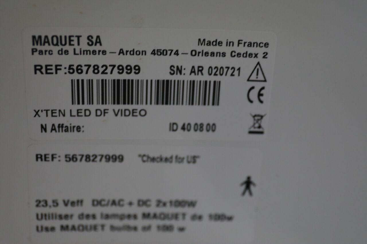 MAQUET 567827999 O/R Light