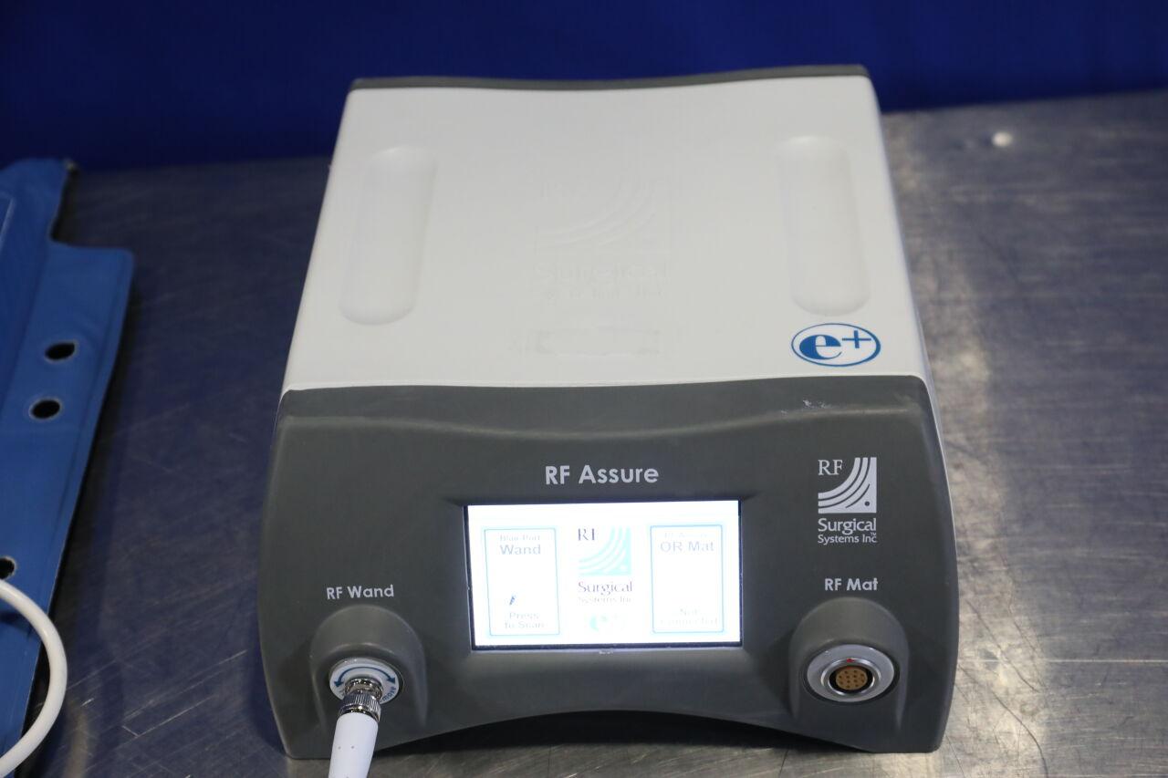 RF SURGICAL RF Assure E+ Console 200E Electrosurgical Unit