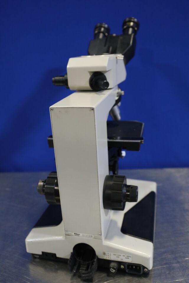 NIKON Optiphot Microscope