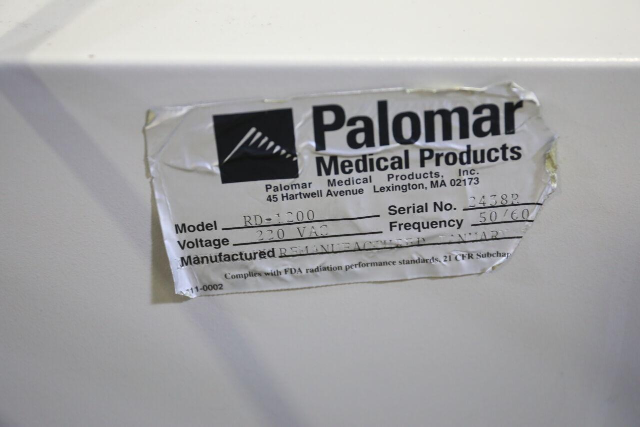 PALOMAR Spectrum RD1200 Laser - Ruby