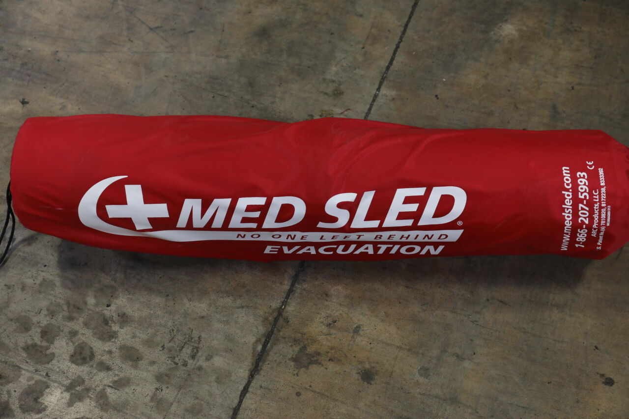 ARC PRODUCTS MS36 Patient Evacuation Sled