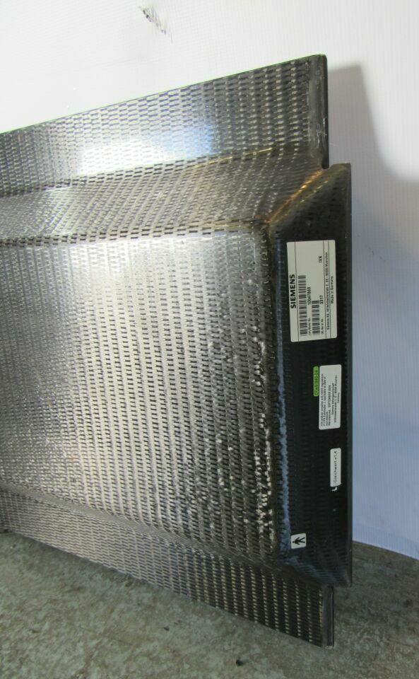 SIEMENS 10047869 Carbon Fiber Backboard