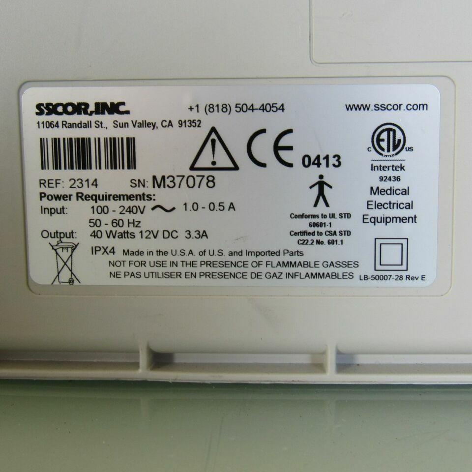 SSCOR 2314  - Lot of 2 Aspirator