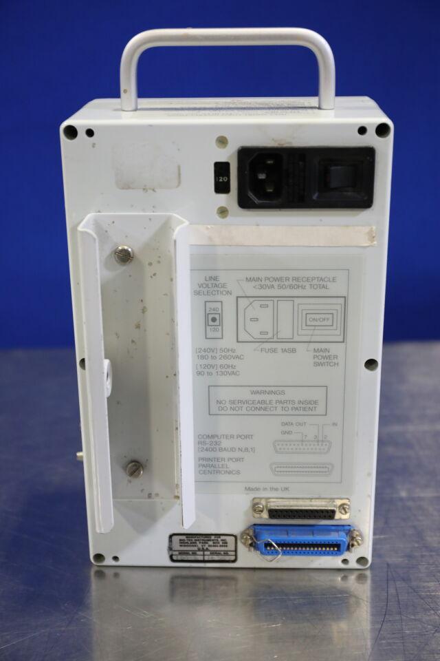 BIO-TEK INSTRUMENTS IDA-2 Infusion Device Analyzer
