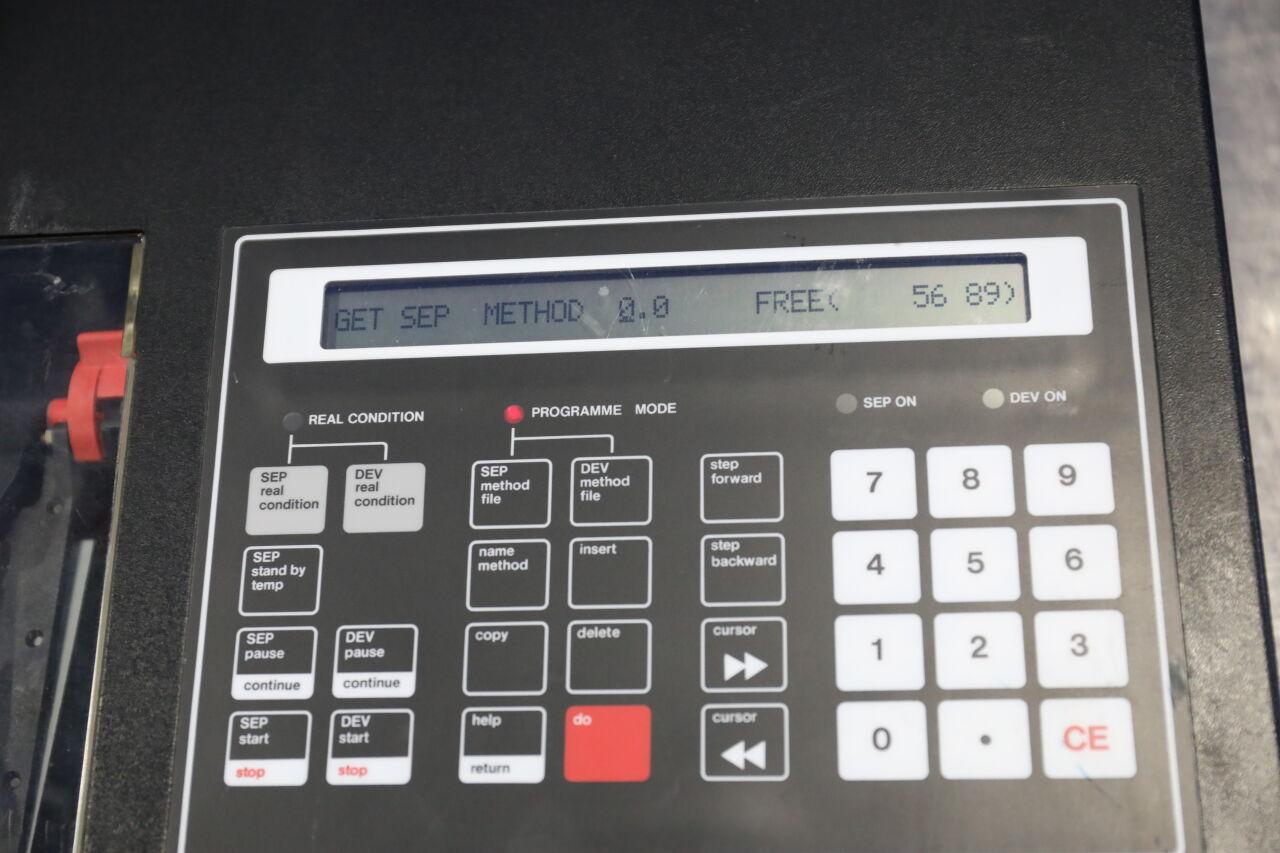 PHARMACIA PhastSystem Electrophoresis Unit