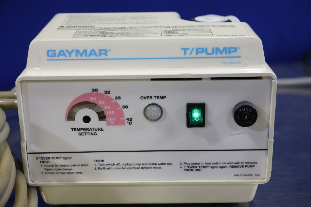GAYMAR TP-500 Heat Therapy Unit