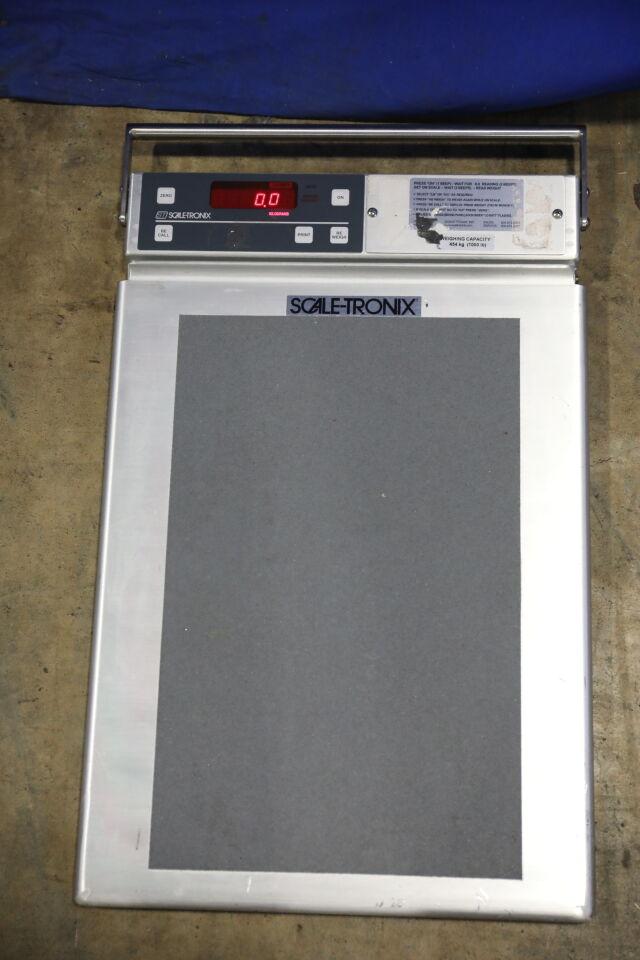 SCALE-TRONIX 5127 Scale