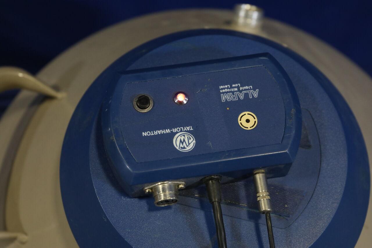 TAYLOR WHARTON 35  VHC Nitrogen and Helium Dewars