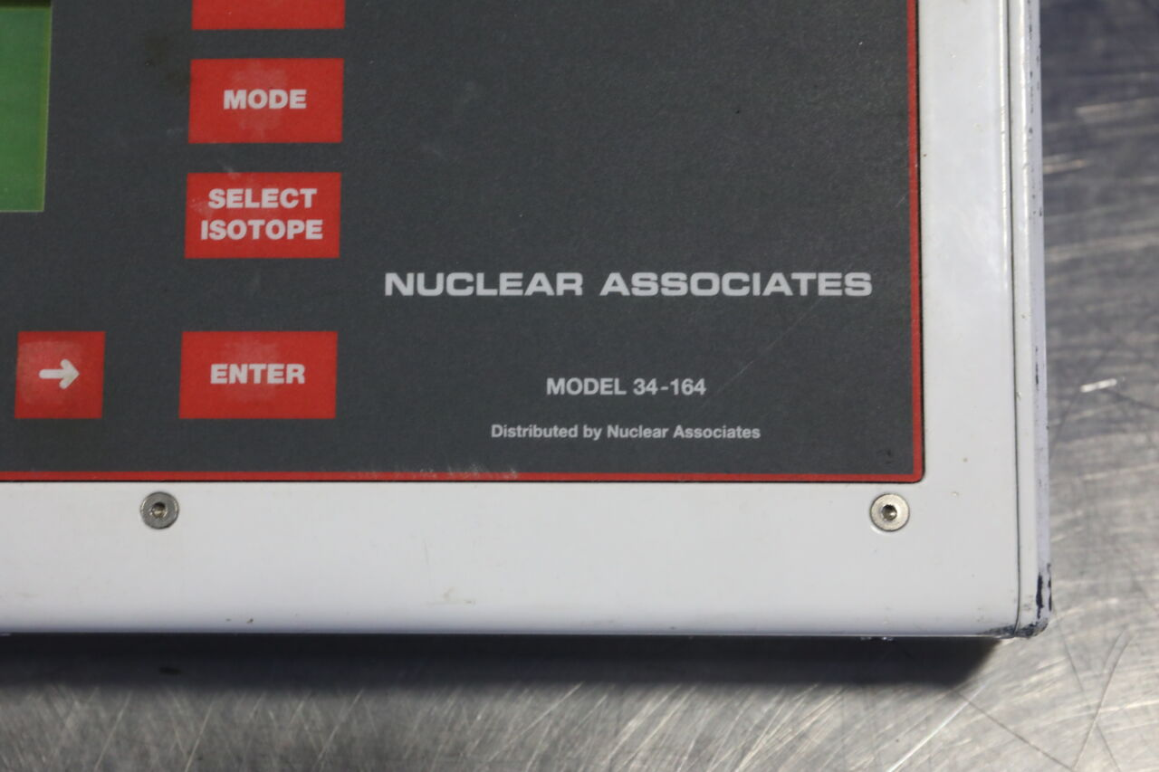 NUCLEAR ASSOCIATES Cal/Rad Mark V Dose Calibrator