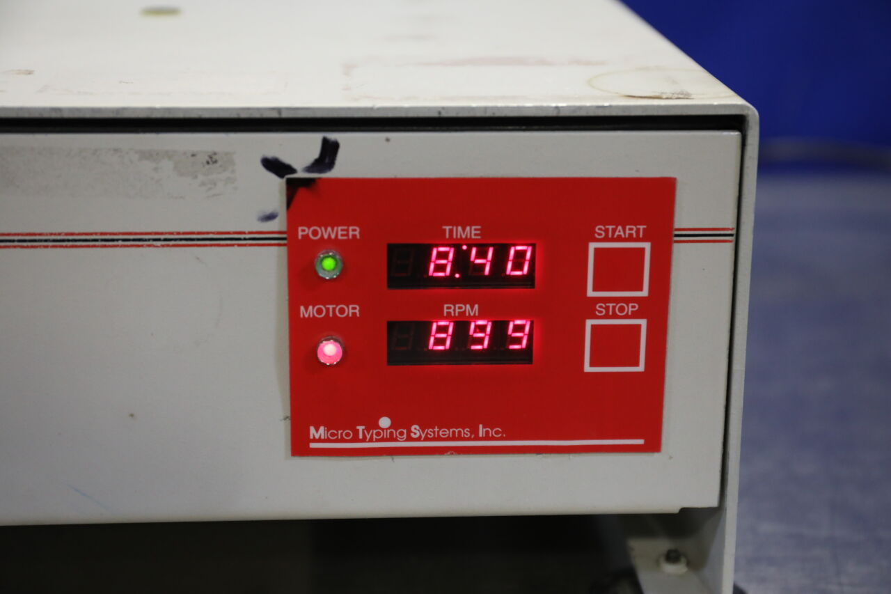 MICRO TYPING SYSTEMS 5150-60 Centrifuge